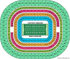 Metlife Stadium Map Edward Jones Dome At America U0027s Center Maplets