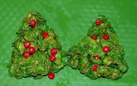 cornflake christmas trees pork chop tuesday