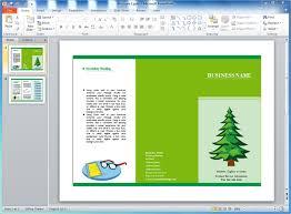 powerpoint brochure templates csoforum info