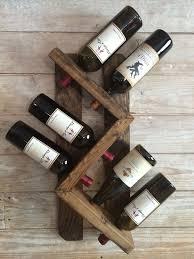brilliant easy ways to make money wall hanging wine rack wood wall