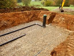 Types Of Home Foundations 4 Different Types Of Home Septic Systems P U0026 H Septic Service