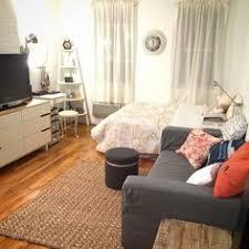 Efficiency Apartment Ideas Jackie U0027s Stylish Upper East Side Studio Light Covers Lights And