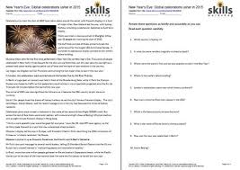 bunch ideas of year 7 english worksheets comprehension on proposal