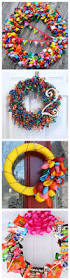 best 25 diy birthday wreath ideas on pinterest balloon wreath