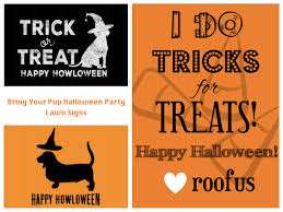 bring your pup howl o ween party ideas dog halloween