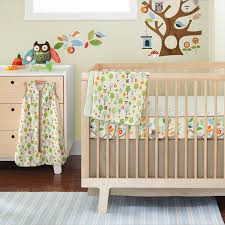 amazon com skip hop baby treetop friends complete 4 piece crib