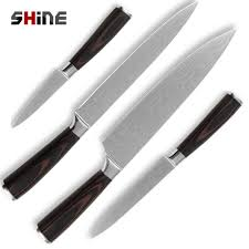laser kitchen knives aliexpress buy xyj knives for cooking 3 5 5 8 8
