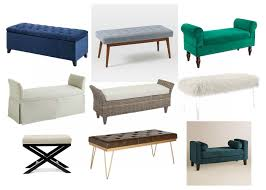 benches bedroom how to choose the best bedroom bench simple stylings