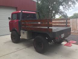 jeep station wagon lifted jeep fc 170 with flatbed stake side bed cars u0026 trucks u0026 things