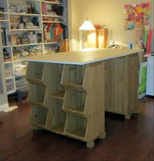 Craft Table Good Cubby Table In Craft Table On Furniture Design Ideas With Hd
