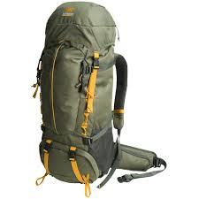Backpack With Chair Attached Alps Mountaineering Wasatch 3300 Backpack Internal Frame Save 62