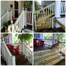 live your love out loud small front porch and stairs house