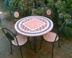 Where To Buy Outdoor Furniture Amazing Mosaic Patio Tables And Ceramic Tiles Mosaic Garden