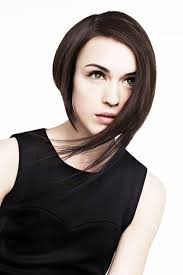 wedge one side longer hair 15 best asymmetrical bob hairstyles short hairstyles 2016 2017
