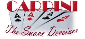 cardini magic magician