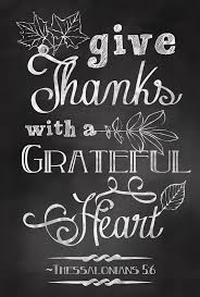 give thanks with a grateful quote quotes