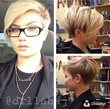 short pixie hairstyles for people with big jaws image result for fat girls with pixie cut hair beauty