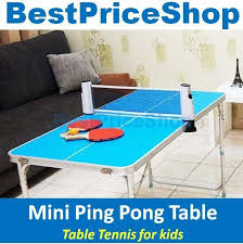 ping pong table price new portable mini table tennis ping end 1 20 2019 7 39 pm