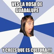 Rosa De Guadalupe Meme - la rosa de guadalupe