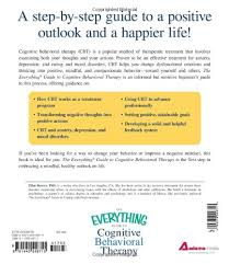 workbook cognitive behavioral therapy worksheets for anxiety