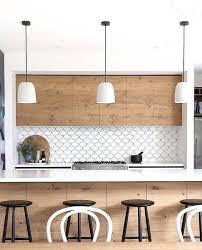 kitchen backsplash idea 20 kitchen backsplash ideas that are not subway tile kitchen