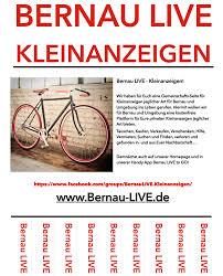 Suchen Und Kaufen Bernau Live Kleinanzeigen Für Bernau Bei Berlin Und Barnim
