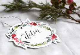 Holiday Wreath Holiday Wreath Tutorial Free Printable The Postman U0027s Knock