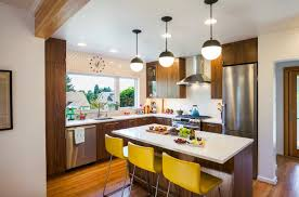 mid century modern kitchen design ideas modern kitchen golden mid century modern small kitchen design