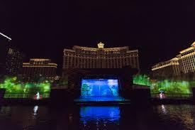 Botanical Gardens Bellagio by Kabuki Spectacle Premieres On Las Vegas Strip At Bellagio Tonight