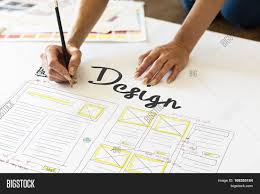 Creative Design Ideas by Web Design Creative Design Creativity Ideas Connection Stock Photo