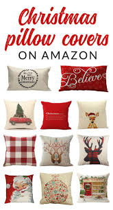 Decorative Christmas Pillows by 17 Insanely Affordable Christmas Pillow Covers The Crazy Craft Lady