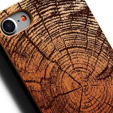 wood tree rings iphone 8 also for x se 5s 5 6 6s 7 and 7