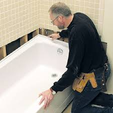 Bathtub Houston Installing A New Bathtub Houston Remodeling Contractors Install A