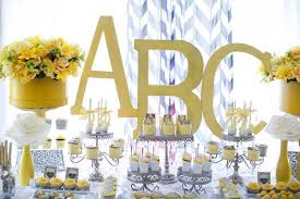 yellow baby shower ideas 100 baby shower themes for boys for 2018 shutterfly