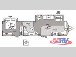 new 2015 forest river rv wildwood lodge 394fkds destination