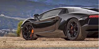 Black Lamborghini Aventador - 3 black lamborghini aventador wallpapers on the mountain mas yadi