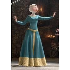 princess merida costume brave polyvore