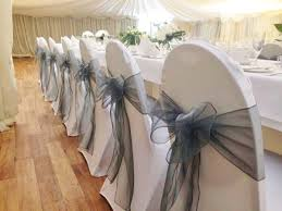 grey chair covers chair covers perla events