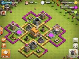 coc map layout th6 what is the best th6 farm base layout quora