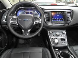 standard chrysler 200 driving the 2015 chrysler 200 it u0027s better but is it a giant