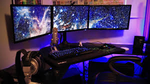 dopest pc gamer set up workstation holy you can u0027t