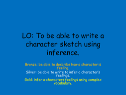 inferring a character u0027s feelings ks2 3 inference in writing by