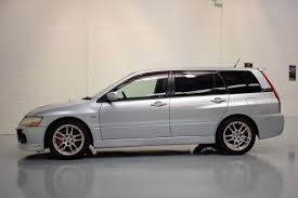 mitsubishi evo wagon used mitsubishi lancer evo 9 mr gt wagon for sale in york north