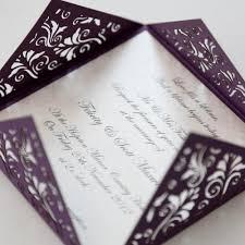 Purple Wedding Invitations 28 Purple Wedding Invitation Samples Vizio Wedding