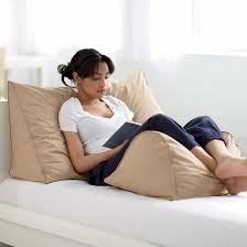 husband bed rest pillow decoration blue husband pillow extra large bed rest pillow fuzzy