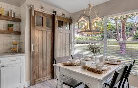 barn door for kitchen cabinets the white shanty shoppe barn doors hardware