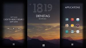 android theme best android theme minimalism simple themer german hd