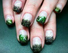 nail art decals stickers st patricks day irish clover shamrock