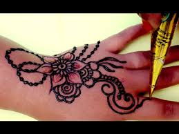 ᴴᴰ beautiful henna mehndi tattoo designs tutorial youtube