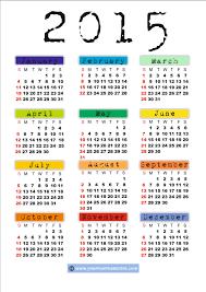 free printable 2015 calendar by month u2013 2017 printable calendar